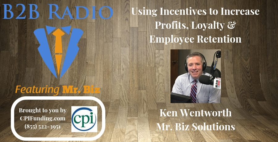 Using Incentives to Increase Profits, Loyalty & Employee Retention