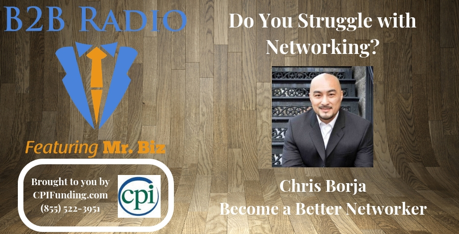 Do You Struggle With Networking?