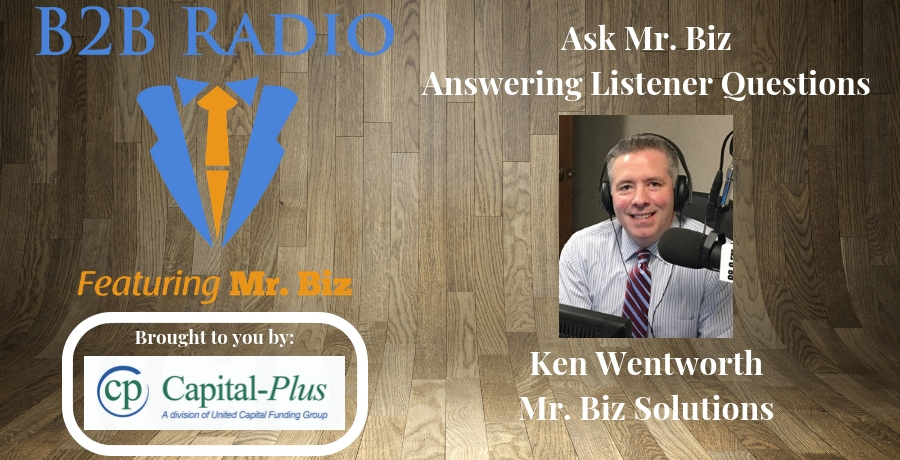 Ask Mr Biz: Answering Listener Questions