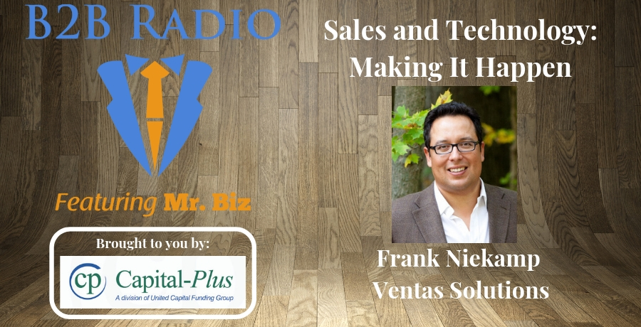 Sales and Technology: Making it Happen