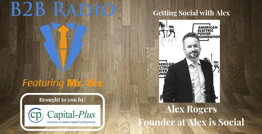 Getting Social with Alex