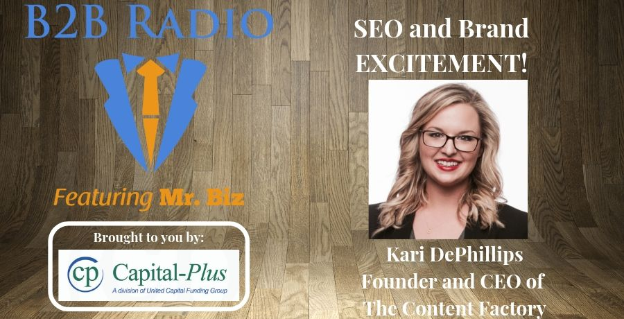 SEO and Brand EXCITEMENT!