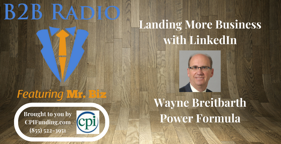 Landing More Business With LinkedIn