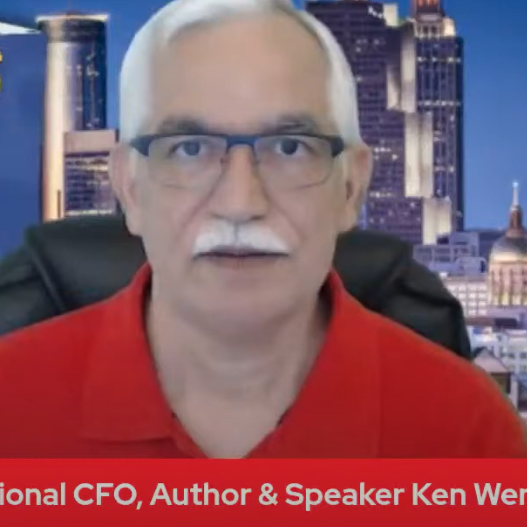 Conversation with Fractional CFO, Author & Speaker Ken Wentworth