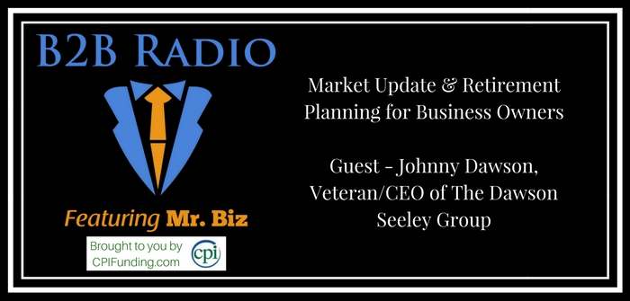 Retirement Planning for Business Owners (Market Update)