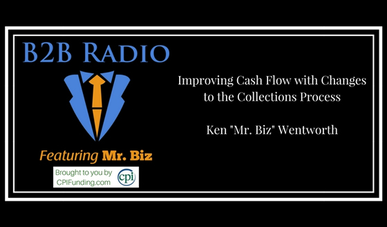 Improving Cash Flow with Changes to the Collections Process