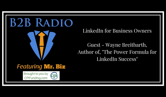 LinkedIn for Biz Owners