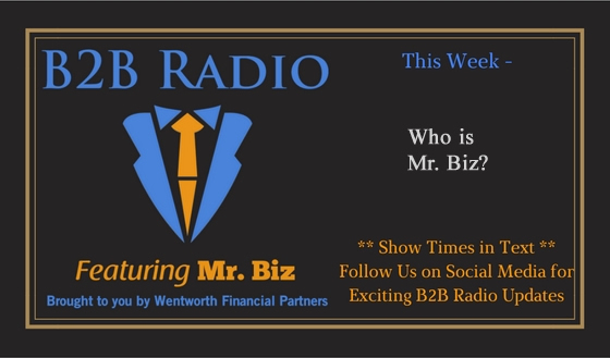 Who is Mr Biz?