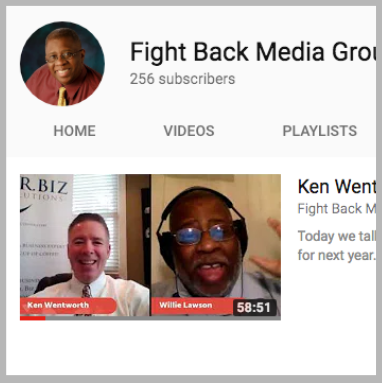 Fight Back Media Group Podcast